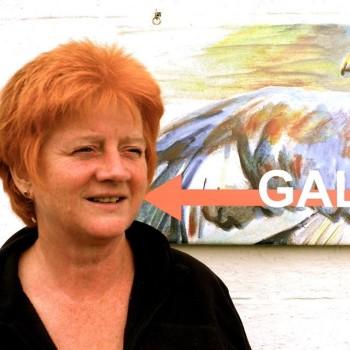 Portrait Painter Suzan Visser-Offereins